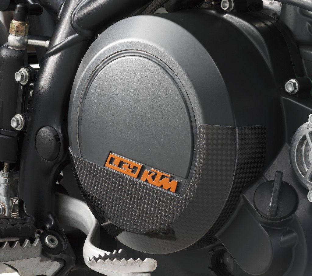 CARBON CLUTCH COVER PROTECTOR