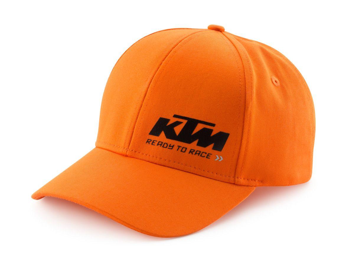 KTM RACING ORANGE CAP